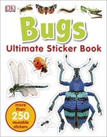 Bugs  Ultimate Sticker Books