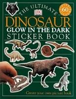 Dinosaur Glow in the Dark Ultimate Sticker Book