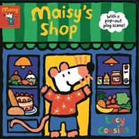 Maisys Shop: With a pop-out play scene!