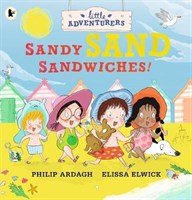 The Little Adventurers: Sandy Sand Sandwiches