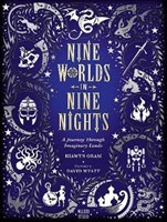 Nine Worlds in Nine Nights: A Journey Through Imaginary Lands