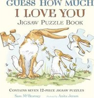 Guess How Much I Love You • Jigsaw Puzzle Book