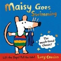 Maisy Goes Swimming • 25th Anniversary
