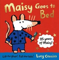 Maisy Goes to Bed • 25th anniversary