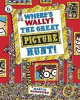Wheres Wally? The Great Picture Hunt • Sticker-less