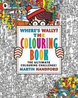 Wheres Wally? The Colouring Book