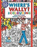 Wheres Wally? The Colouring Collection