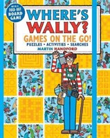Wheres Wally? Games on the Go! Puzzles, Activities & Searches