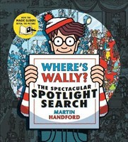 Wheres Wally? The Spectacular Spotlight Search