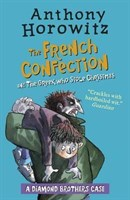 The Diamond Brothers in The French Confection & The Greek Who Stole Christmas