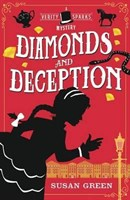 Diamonds and Deception: A Verity Sparks Mystery