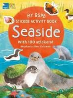 My RSPB Sticker Activity Book: Seaside