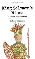 King Solomon's Mines  Allan Quatermain