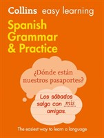Easy Learning Spanish Grammar And Practice [Second Edition]