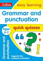 Grammar & Punctuation Ages 5-7