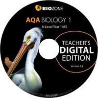 AQA Biology 1 Teacher's Digital Edition