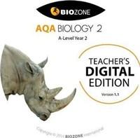AQA Biology 2 Teacher's Digital Edition