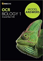 OCR Biology 1 Model Answers