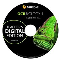 OCR Biology 1 Teacher's Digital Edition