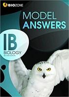 IB Biology: Model Answers