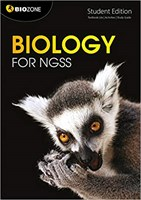 Biology for NGSS Student Edition (Workbook) Second Edition