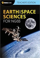 Earth and Space Science for NGSS Teacher's Edition (Workbook)