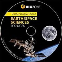 Earth and Space Science for NGSS Teacher's Digital Edition CD ROM