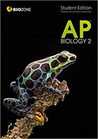 AP Biology 2 Student Edition - second edition