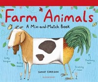 Farm Animals: A Mix and Match Book