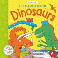 Lift-the-flap Friends Dinosaurs