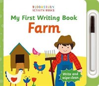 My First Writing Book Farm