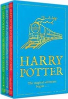 Harry Potter: The magical adventure begins . . . : Volumes 1-3