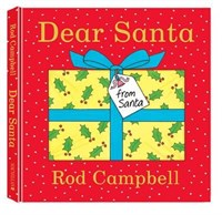 Dear Santa (Cased Board Book)