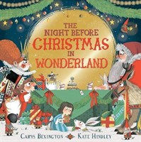 The Night Before Christmas in Wonderland (PB)