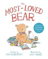 The Most-Loved Bear (Export Ed./white cover)