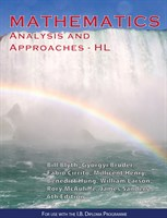 Mathematics Analysis & Approaches HL