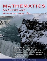 Mathematics Analysis & Approaches SL