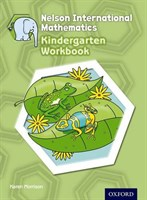 Nelson International Mathematics Kindergarten Workbook