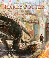 Harry Potter, Goblet of Fire