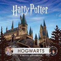 Harry Potter - Hogwarts : A Movie Scrapbook