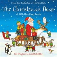 The Christmas Bear (Board Book)