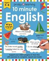 Wipe Clean Workbook: 10 Minute English