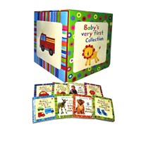 Baby`s Very First Giftset 8 Titles