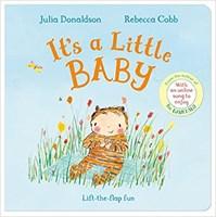 It's a Little Baby (board book)