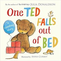 One Ted Falls Out of Bed (Cased Board Book)