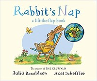 Tales From Acorn Wood: Rabbit's Nap (board bk)
