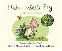 Tales from Acorn Wood: Hide-and-Seek Pig (board bk)