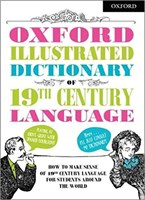 OXF ILLUSTRATED DICT 19TH CENT LANG