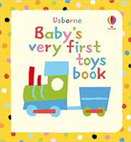Baby's Very First Toys Book  (board bk)
