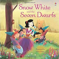 Snow White and the Seven Dwarfs (PB) illustr.